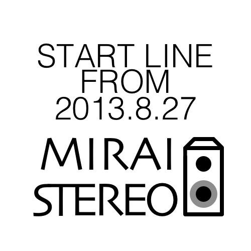 MIRAI-STEREO Start IMAGE