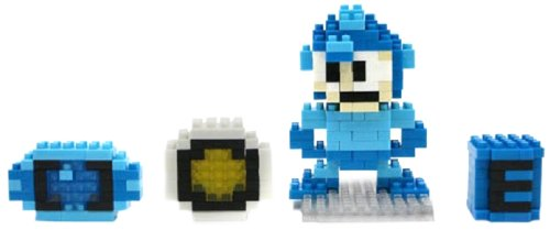 Nanoblock rockman 00