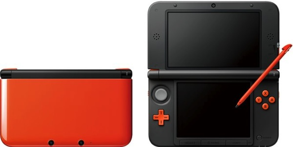 Nintendo3ds orange