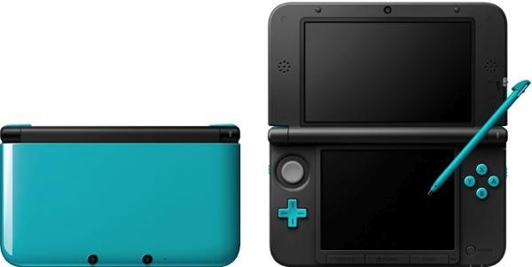 Nintendo3ds turquoise