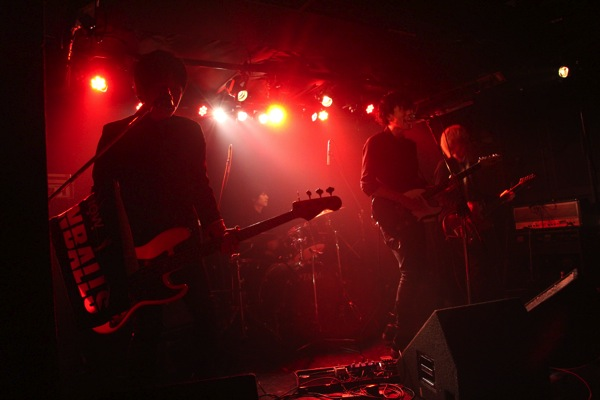 The pinballs live photo 20131011 02