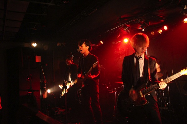 The pinballs live photo 20131011 15
