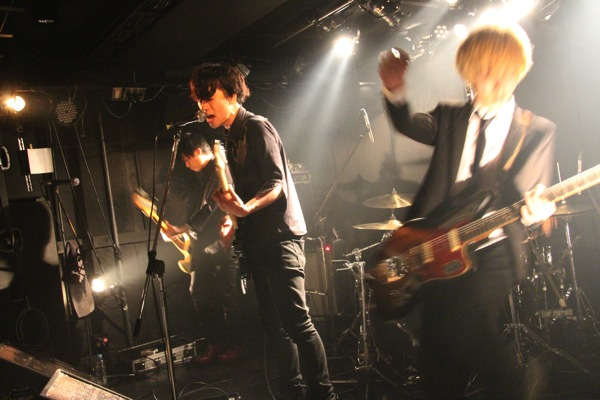The pinballs live photo 20131011 24