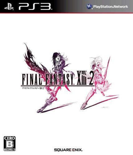 Final fantasy 13 2 sale