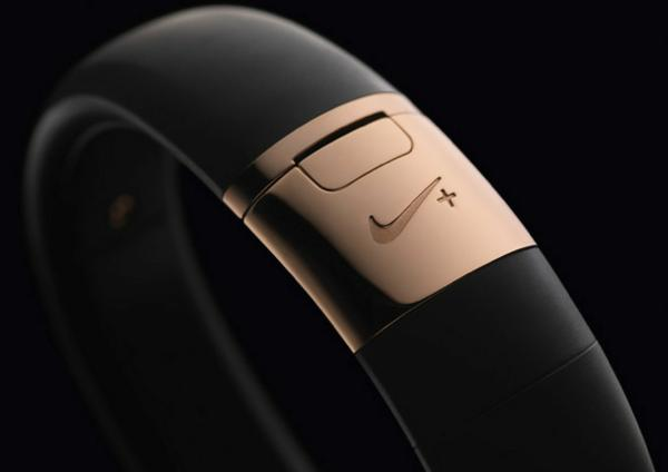 Nike fuelband se limited color gold 01