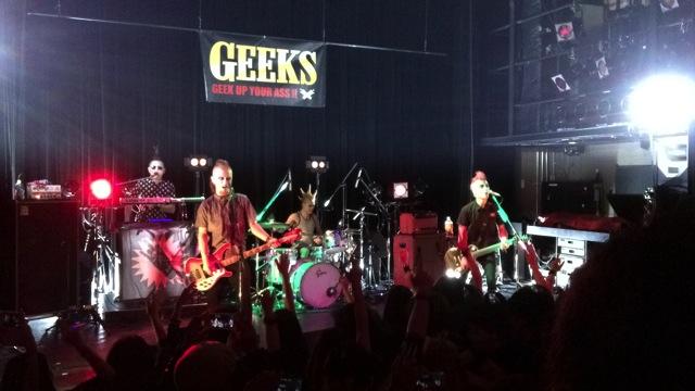Geeks live grigogue theather