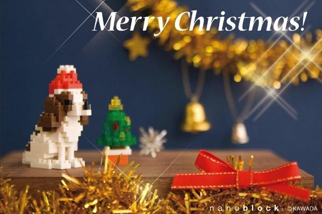 Nanoblock christmas 04
