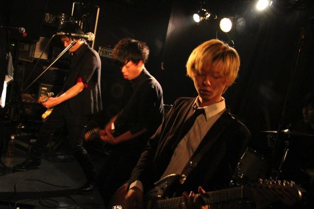 The pinballs live at shinjuku motion dec 20 2013 04