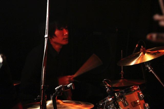 The pinballs live at shinjuku motion dec 20 2013 06