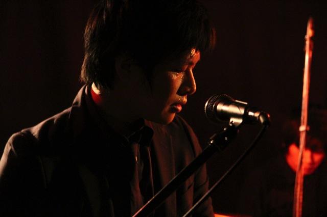 The pinballs live at shinjuku motion dec 20 2013 07