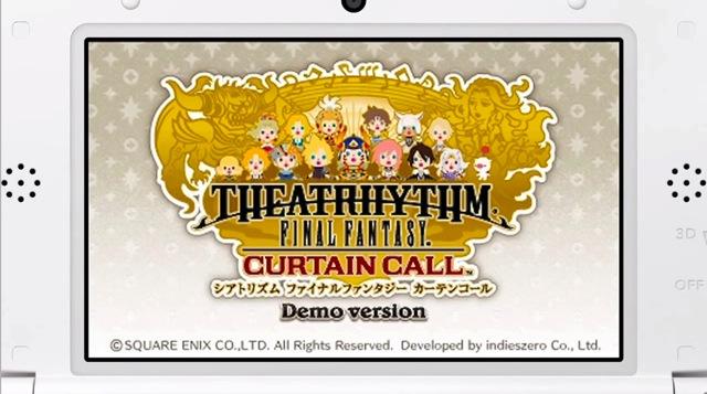 Theatrythm final fantasy curtaincall trial 01