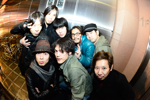 9mm parabellum bullet the back horn tour 2014