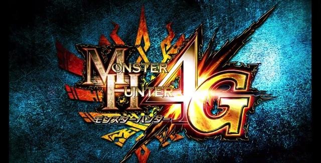 Monster hunter 4g release