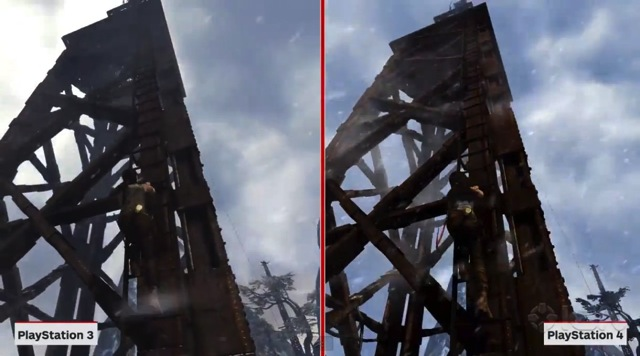 Tombraider compared ps3 to ps4 02