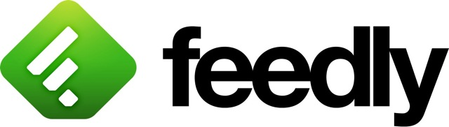 Feedly Logo  Black Color