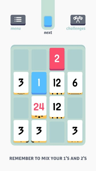 Iphone app threes 05