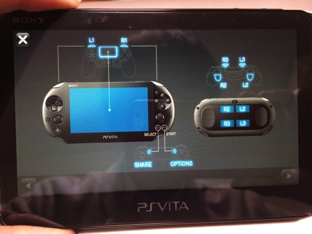 Ps4 remote play with psvita 13