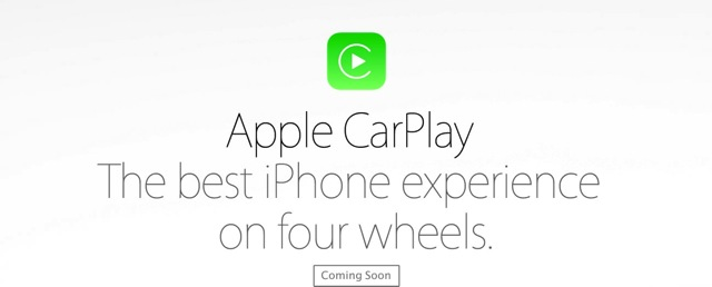 Apple carplay announce 01