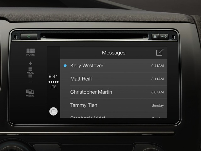 Apple carplay announce 06