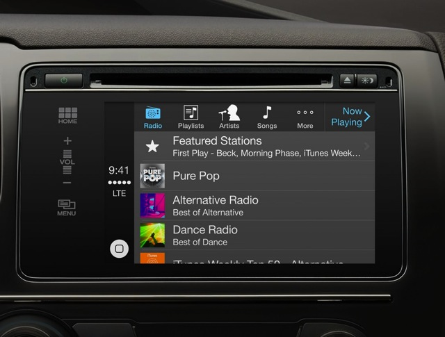 Apple carplay announce 07