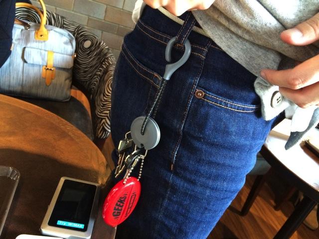 In design key holder 07
