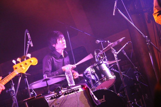 The pinballs live photo 20140301 16