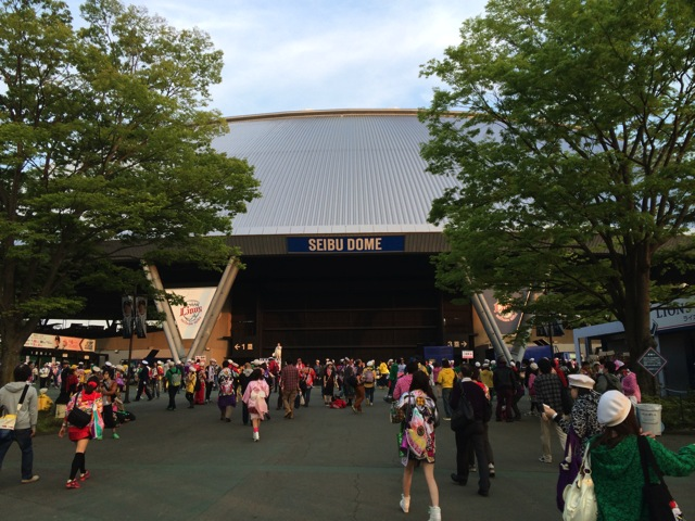 Momoclo angel eyes live 1st day 2014 06