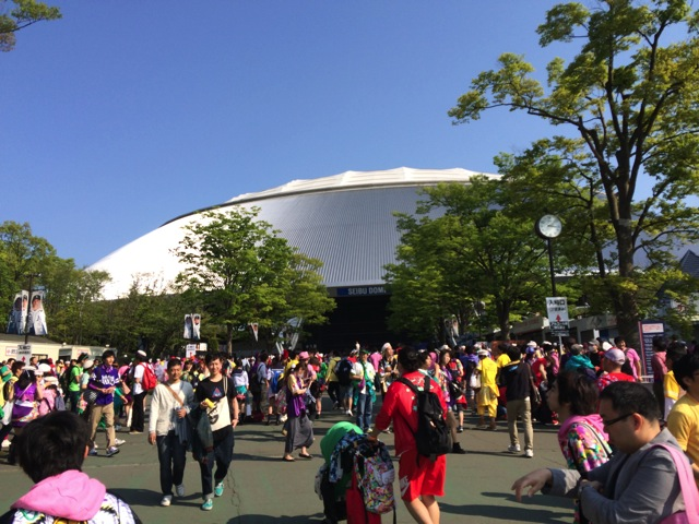 Momoclo angel eyes live 3rd day 2014 01