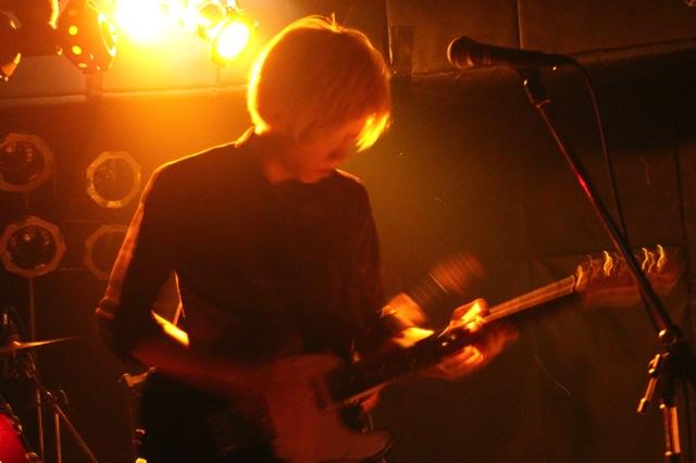 The pinballs live at shimokitazawa daisy bar april 19th 2014 02