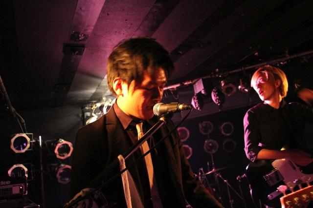 The pinballs live at shimokitazawa daisy bar april 19th 2014 06