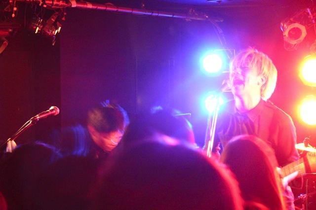 The pinballs live at shimokitazawa daisy bar april 19th 2014 11