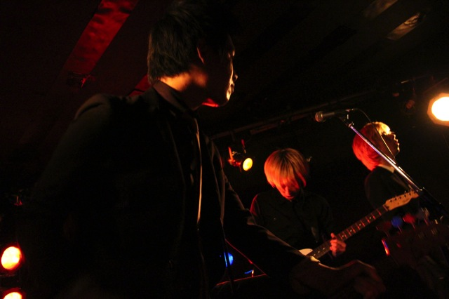 The pinballs live at shimokitazawa daisy bar april 19th 2014 13