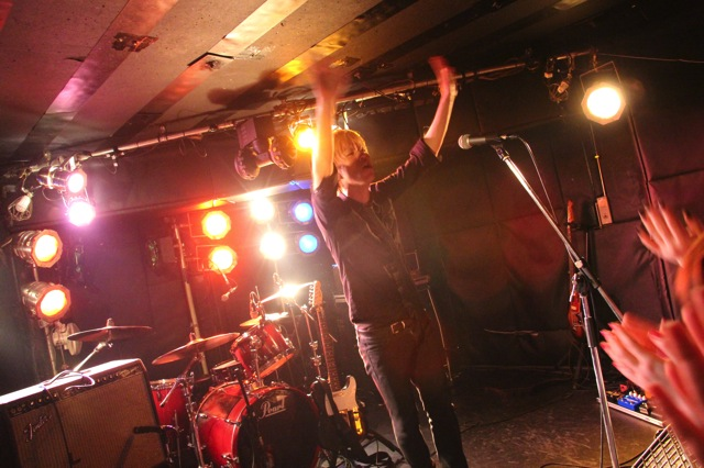The pinballs live at shimokitazawa daisy bar april 19th 2014 19
