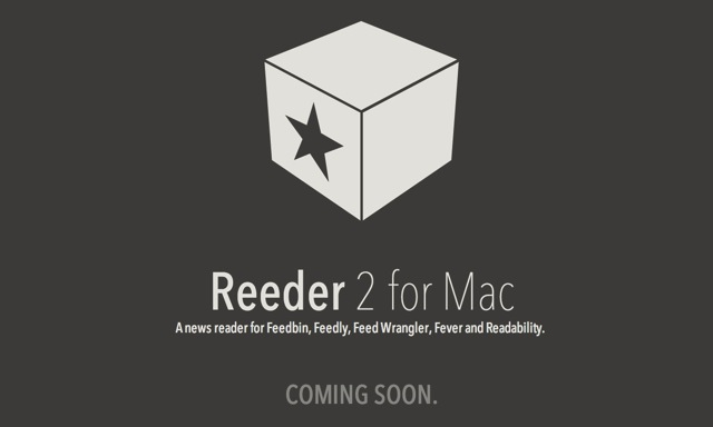 Reeder for mac 2 0b7 02