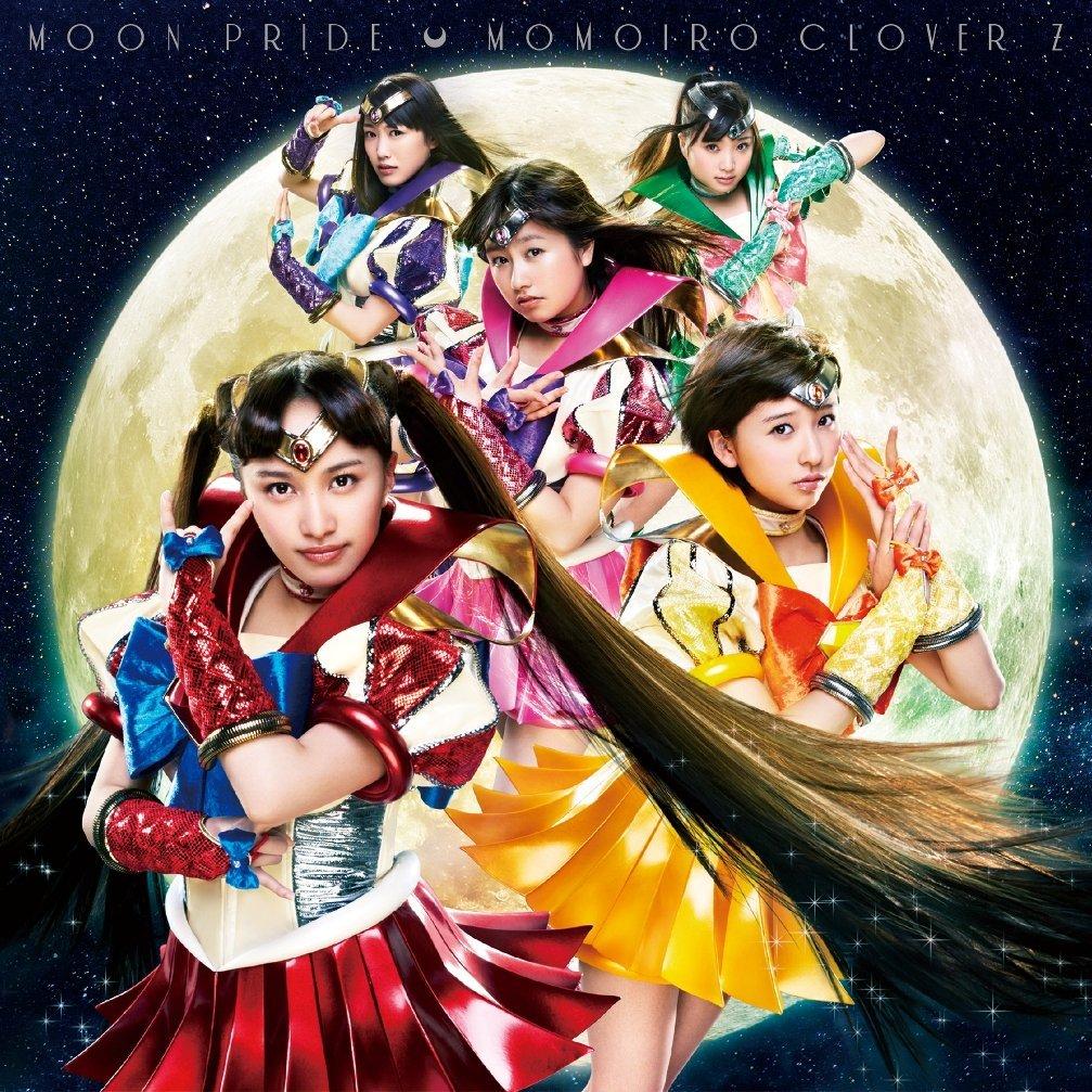 Momoclo moon pride mv