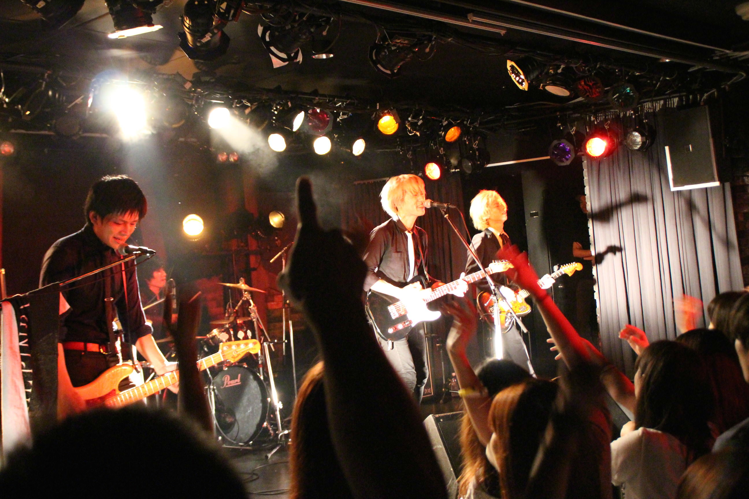 The pinballs live photo 20140925 60