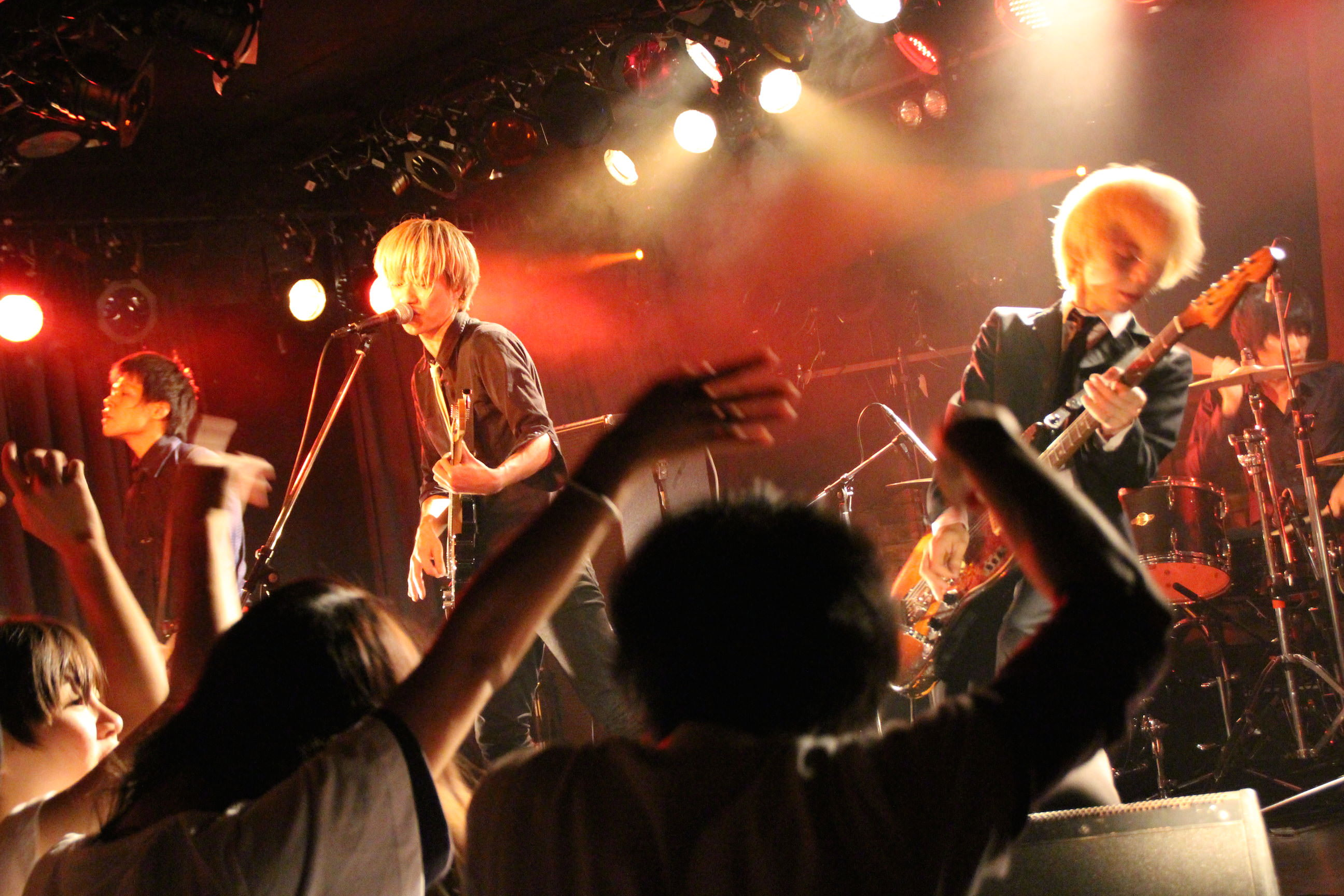 The pinballs live photo 20140925 63