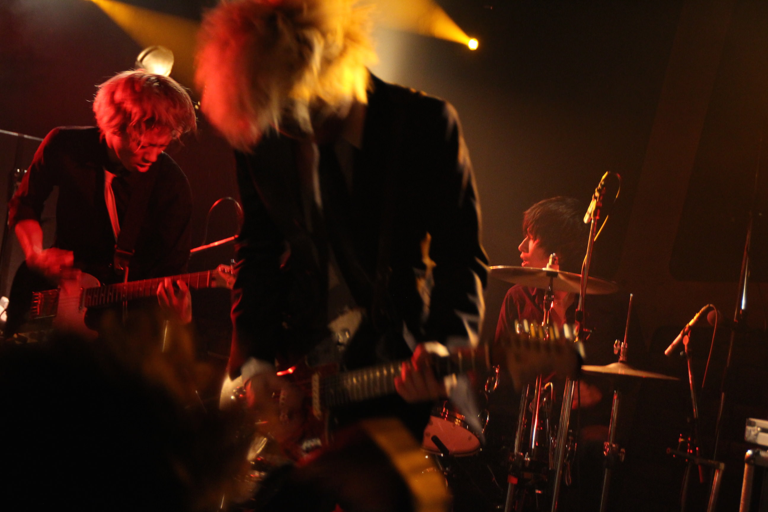 The pinballs live photo 20140925 65