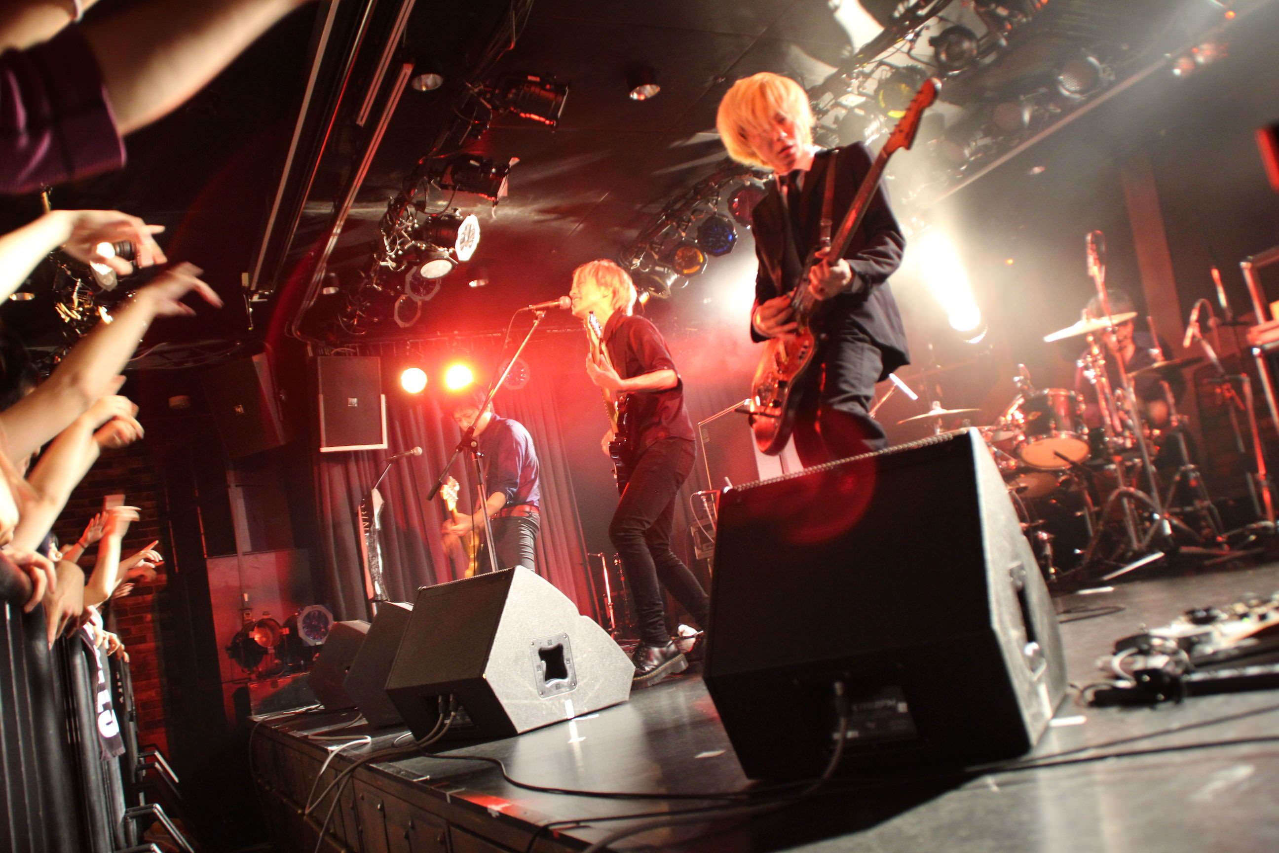 The pinballs live photo 20140925 83