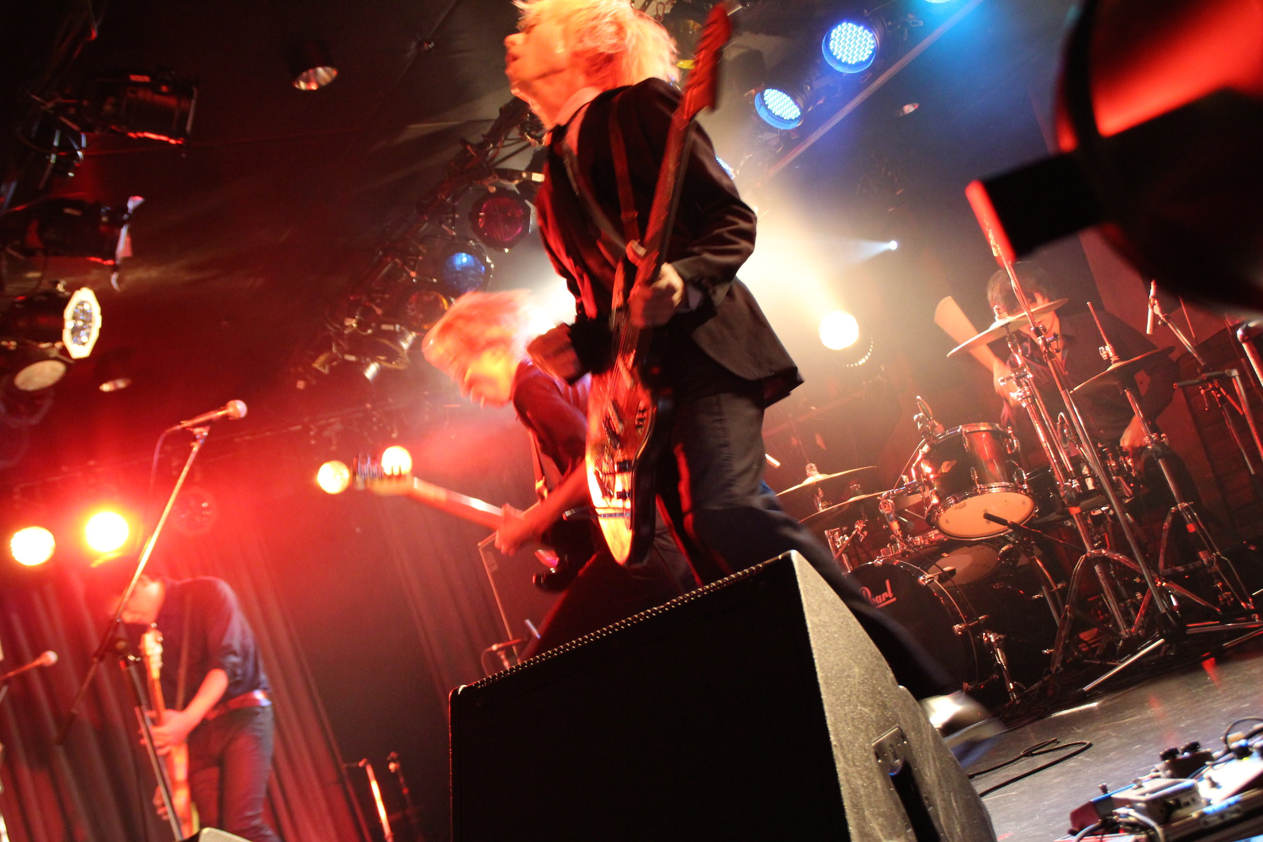The pinballs live photo 20140925 84
