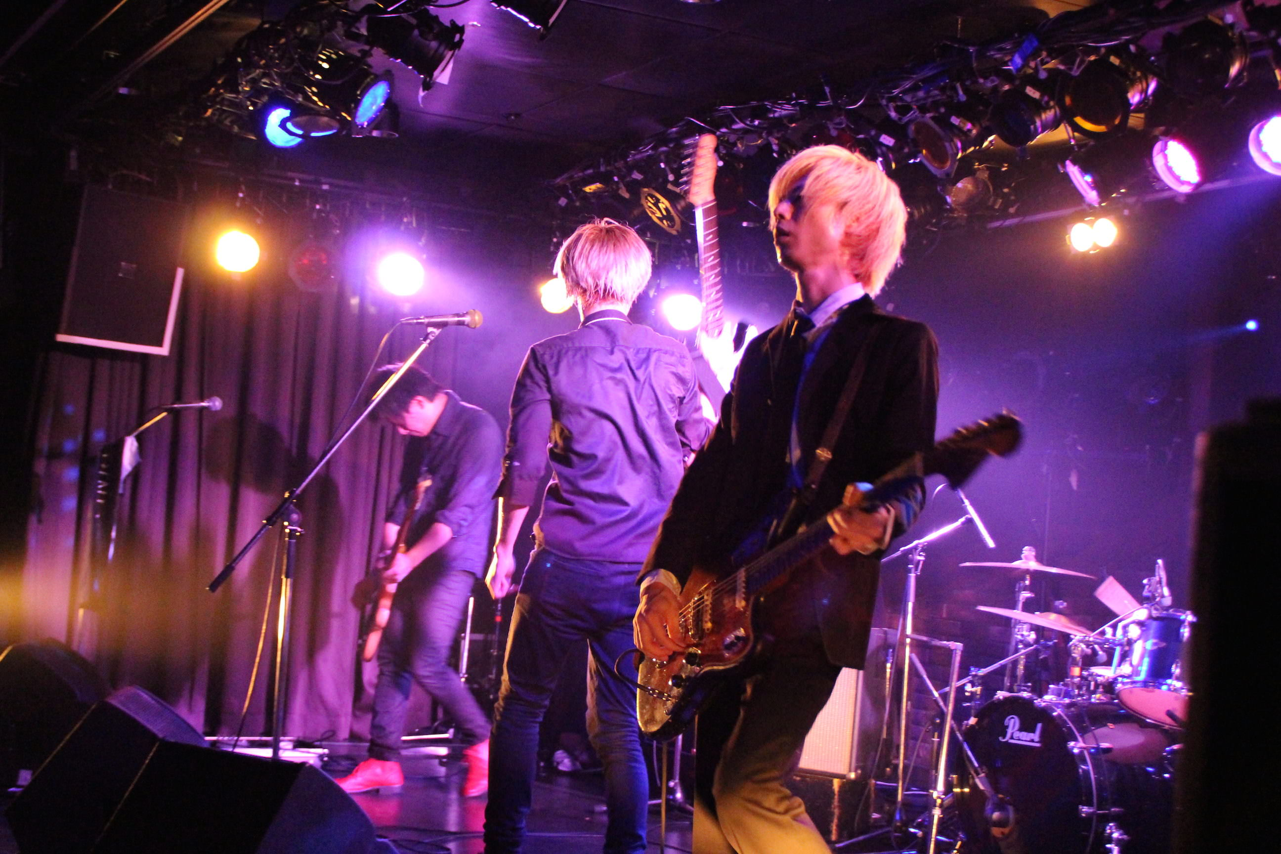 The pinballs live photo 20140925 96