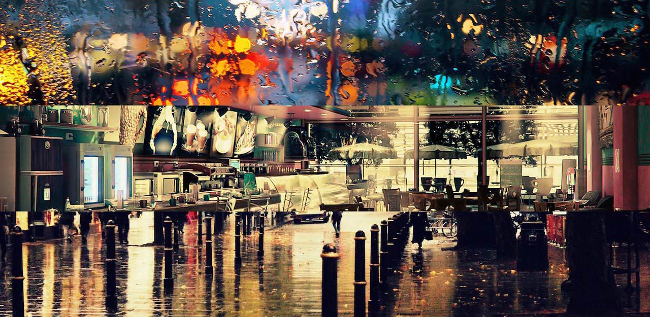 Rain rhythm and soul