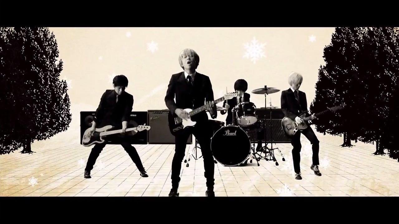 The pinballs hunter of winter music video