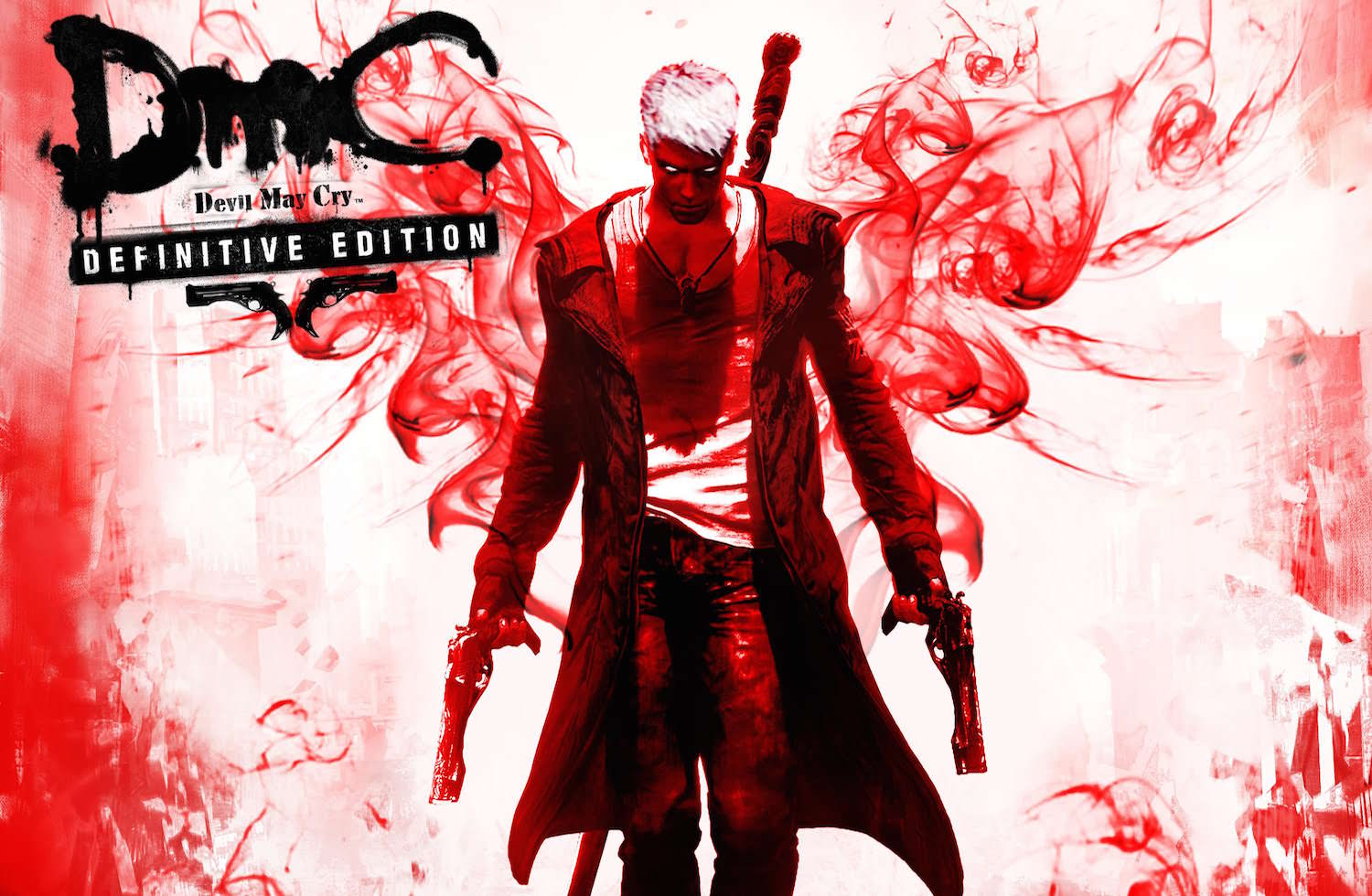 Dmc devil may cry and devil may cry 4 launch ps4