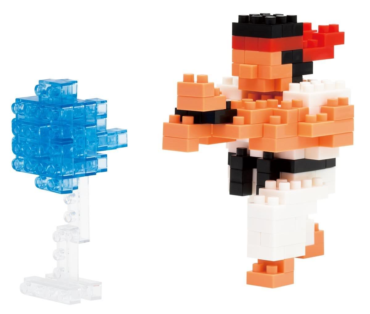 Nanoblock streetfighter 2 01