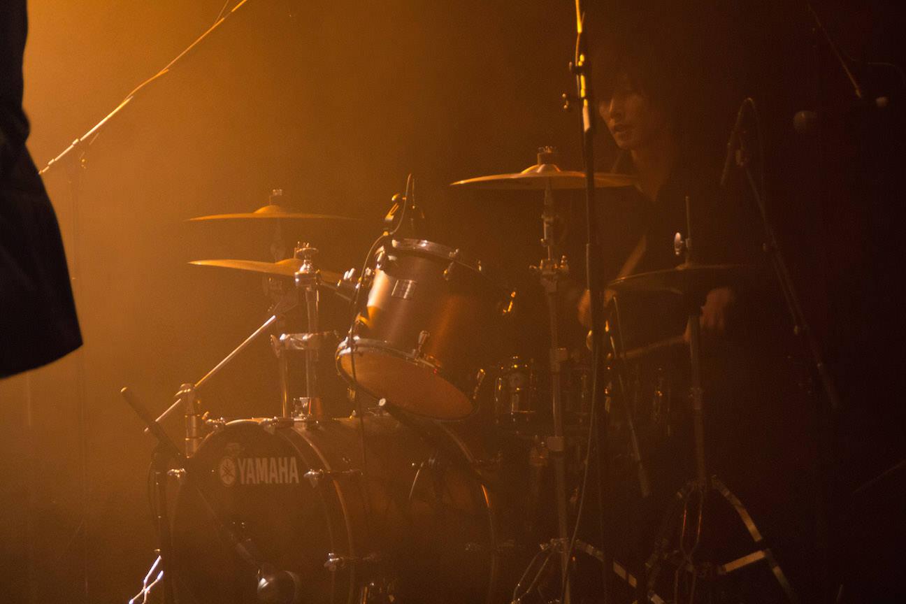 The pinballs live at shibuya duo music exchange mar 5th 2015 03