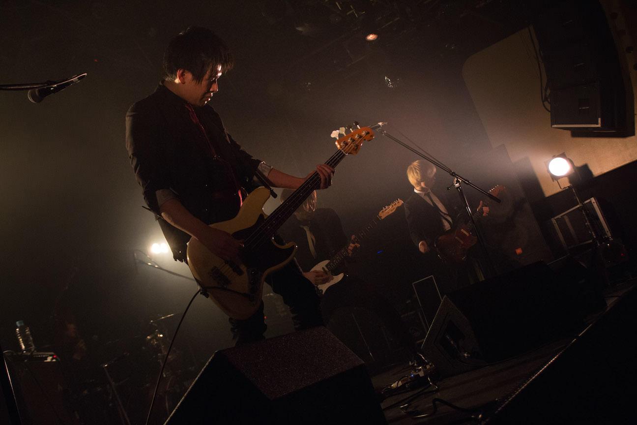 The pinballs live at shibuya duo music exchange mar 5th 2015 05