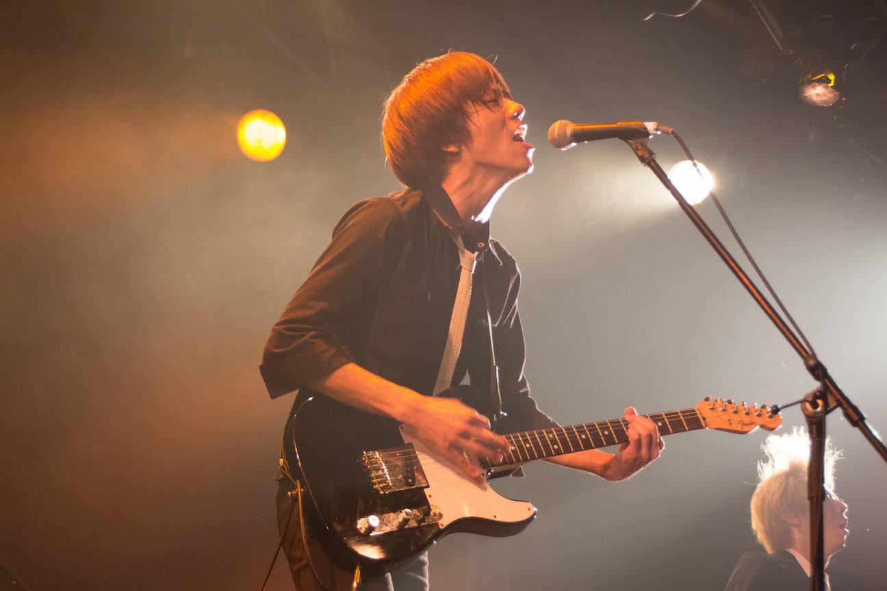 The pinballs live at shibuya duo music exchange mar 5th 2015 06