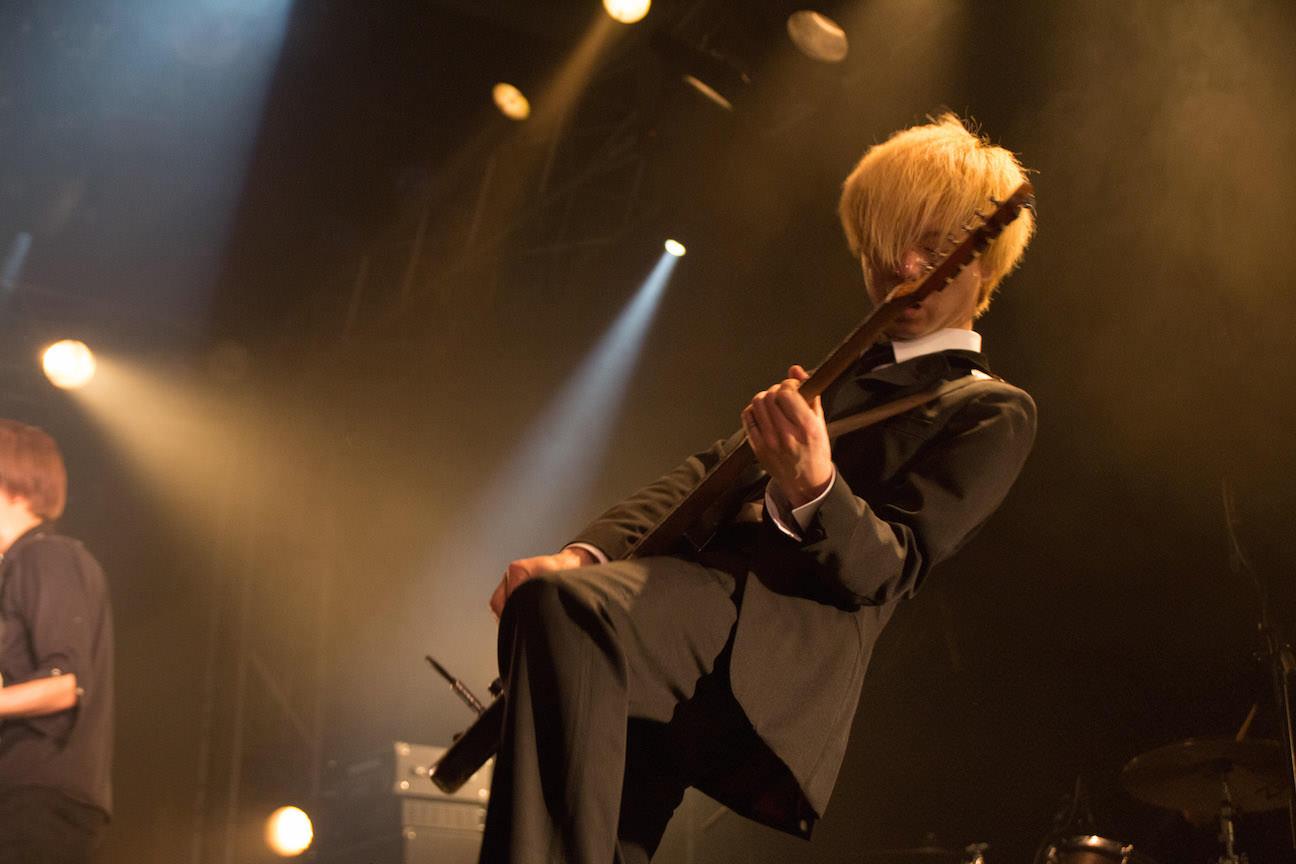 The pinballs live at shibuya duo music exchange mar 5th 2015 08