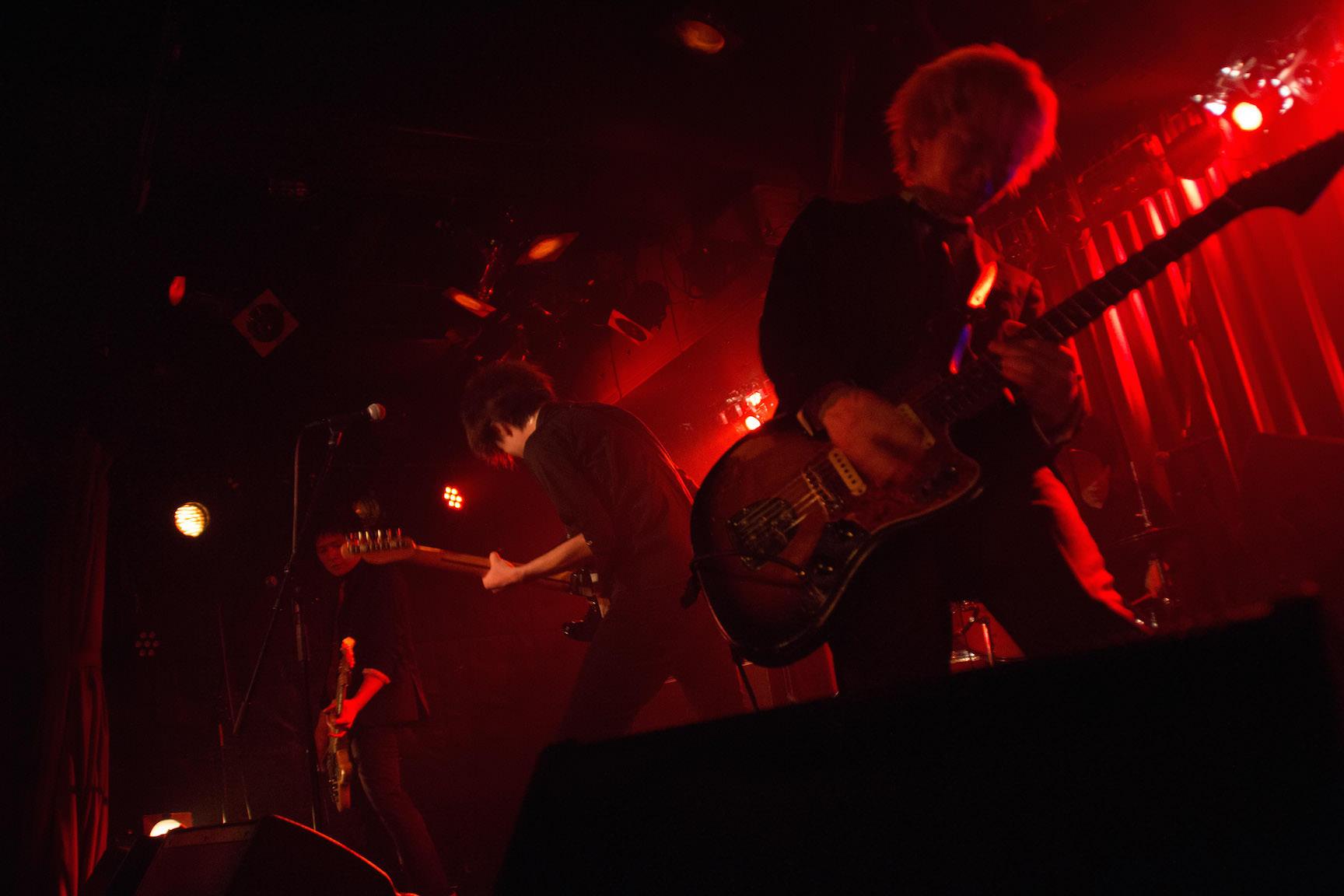 The pinballs live at shibuya star lounge may 2nd 2015 11